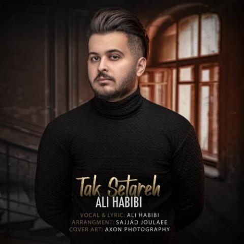 دانلود موزیک جدید علی حبیبی تک ستاره
