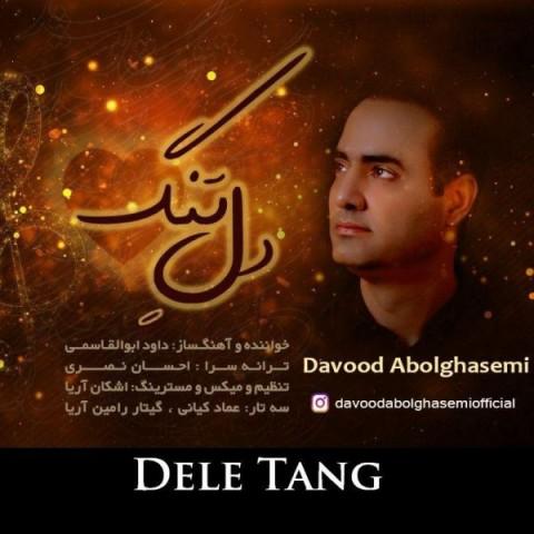 دانلود موزیک جدید داوود ابوالقاسمی دل تنگ