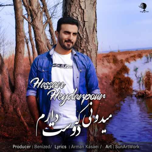 دانلود موزیک جدید حسن حیدرپور میدونی که دوست دارم