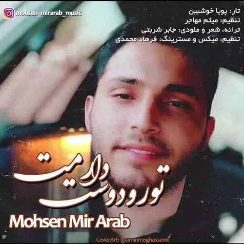 دانلود موزیک جدید محسن میر عرب تو رو دوست دارمت