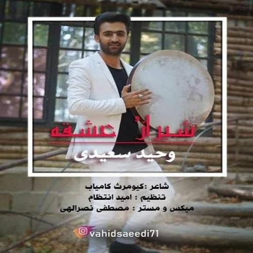 دانلود موزیک جدید وحید سعیدی شیراز عشقه